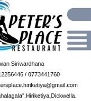 Peter's Place Restaurant