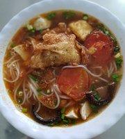 Moc Hoa Cho Quan Chay Vegetarian Restaurant