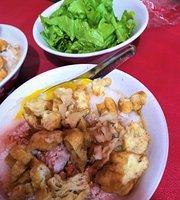Bubur Ayam Spesial Ko Iyo