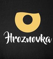 Vinotéka, kavárna Hroznovka