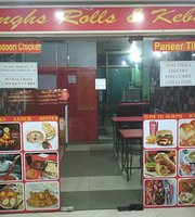 Singhs Rolls and Kebab