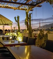 Sunset Rooftop Bar