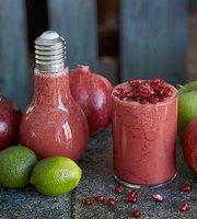 Berry Fruit Vitamin & Fresh Bar