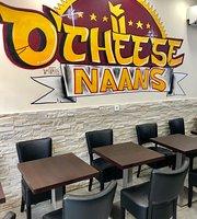O'Cheese Naans