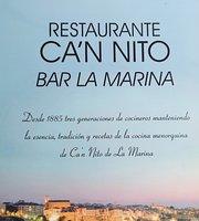 Bar La Marina Restaurante Can Nito