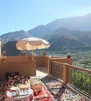 Authentic Toubkal Lodge Restaurant