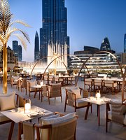 Zeta Restaurant Lounge