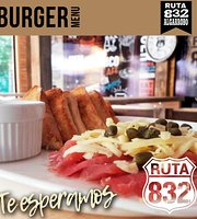 Ruta 832 Burger, Food & Drink