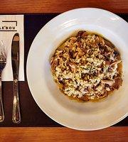 LE'BOU - Food Art Bar