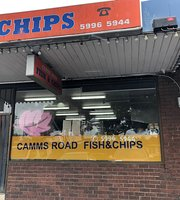 Camms Rd Fish & Chips