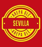 """Arepa Olé """"Sevilla"""""""