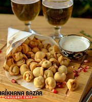 Chaikhana Bazar - Chillout Cafe Tbilisi