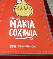 Titia Avó Maria Coxinha - Sto Antônio de Lisboa