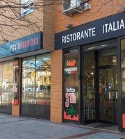 Pomodoro Pizza-Pasta-Burritos