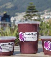 Colada Morada - Una bebida con tradición