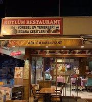 Köylüm Restaurant
