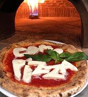 Como pizza y nada mas