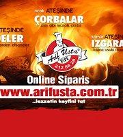 Arif Usta Pide, Corba & Izgara Salonu