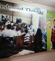 Restaurate El Cholololo