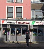 OSTERIA ITALIANA, italian restaurant,pizzeria
