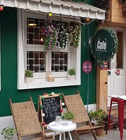 Cafe by the Lane