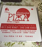 Pizzeria Asporto Gustosita