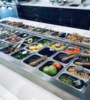 The Salad Shop Self-Serve Hot & Cold Food Bar