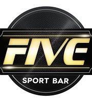 Five Sport Bar Vilas