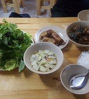 Bun Cha Dac Kim - Hang Manh