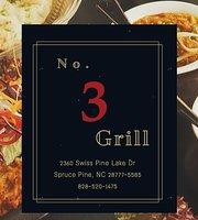 No. 3 Grill
