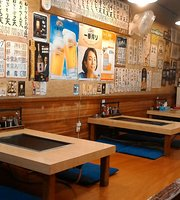 Okonomiyaki Monja Teppan-Yaki Yajirobe
