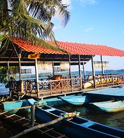 The Boat Restaurant by Hikkaduwa Lagoon Safari