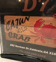 Cajun Wild Crab