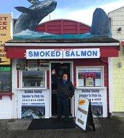 Robba Gump Smok'n Fish Company