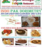 Indopak Halal Restaurant