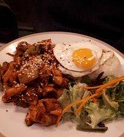 Sarangbang Korean Food Cafe