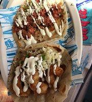 Taco Baja Shrimp & Beer