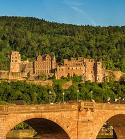 Heidelberger Schloss Restaurants und Events