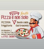 PIZZA E NON SOLO