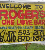 Roger's One Love Bar