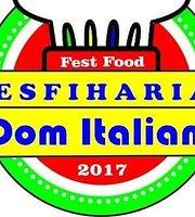Pizzaria Esfiharia Dom Italiano