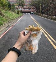 逢甲永勝炒麵麵包