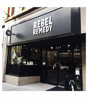 Rebel Remedy Health Bar
