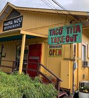 Taco Tita Take Out