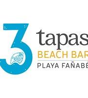 3 Tapas Beach Bar