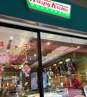 Krispy Kreme Income at Raffles