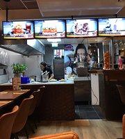 Burger Bar and Pancake