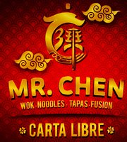Mr Chen - Carta Libre