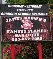 James Brown's Famous Flames Bbq
