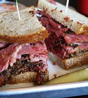 Augie's Montreal Smoke meat and Deli